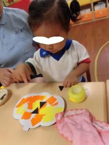 かぼちゃ作り2